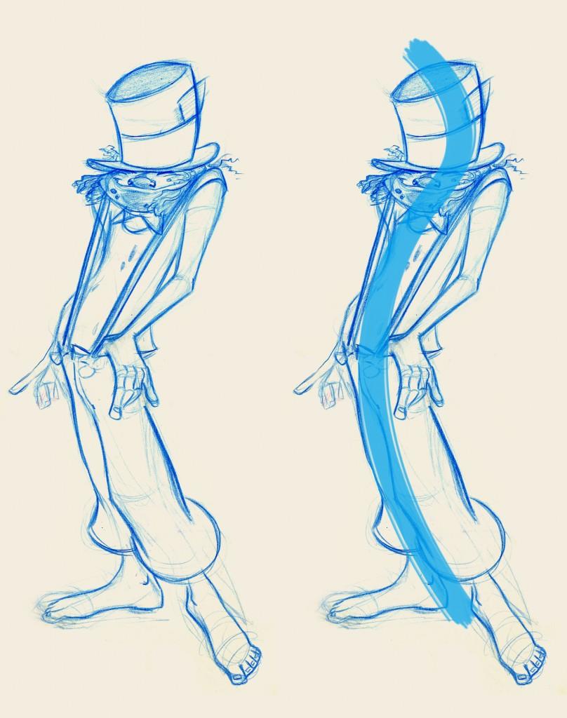Gesture_ligne d'action dessin