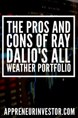 The Pros and Cons of Ray Dalio's All Weather Portfolio