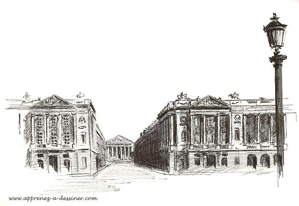 Apprendre a dessiner paris apprenez a - Image a dessiner ...