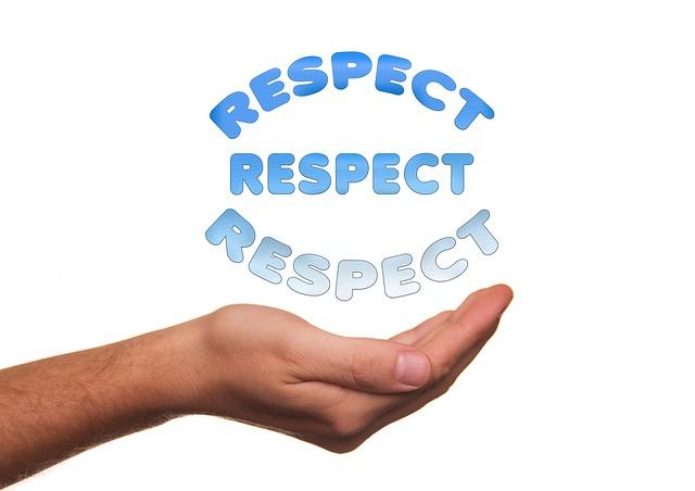 respect photo