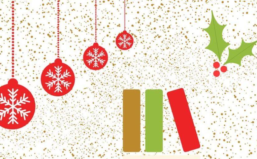 5 idées de décorations de Noël faites à partir de livres