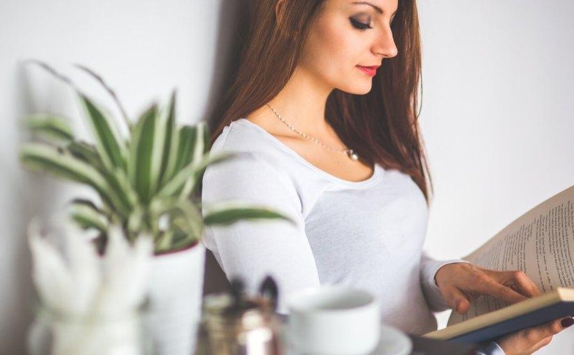 Bonnes résolutions: prendre l'habitude de lire pour soi pour vivre pleinement et sereinement sa vie