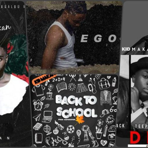 Check Out Top Releases by Kid Makan