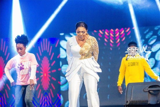 Jayana wins Female Vocalist of the Year at Ghana National Gospel Music Awards