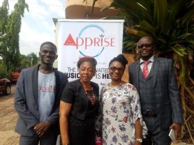 MUSIGA Ashanti region & Apprise Music Workshop on Digital Distribution