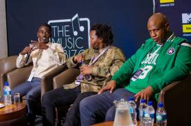 Apprise music Speaks at The Music Imbizo Conference