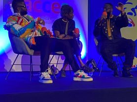Sway Dasafo, as they share their journey as artists and entrepreneurs, on the continent and internationally.