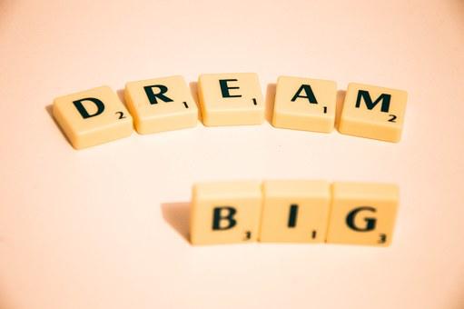 dream big - Bonnes résolutions, changement d'habitudes, comment réussir à s'y tenir?