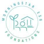 Morningstar ESG Foundations badge