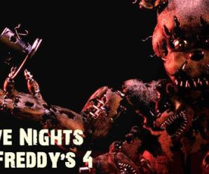 Five Nights at Freddy's 4  Mod Apk For Android