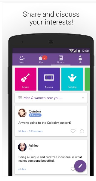 MeetMe APK  for Android