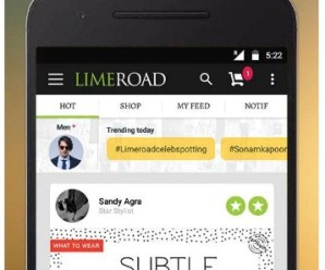 LimeRoad APK for Android