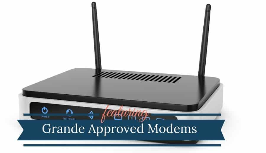 grande approved modems 2019