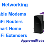 Home Networking - Cable Modems - WiFi Routers