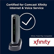 The MT7711 Is Certified For XFINITY Internet & Voice
