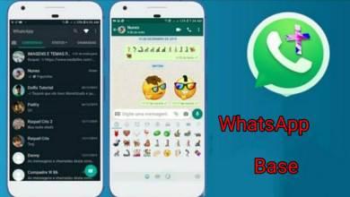 تنزيل نسخة واتس اب بيس نسخة جديدة معدلة WhatsApp Baes ضد الحظر