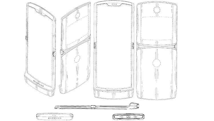 Neuauflage als Falt-Smartphone: Kult-Klapper Motorola Razr