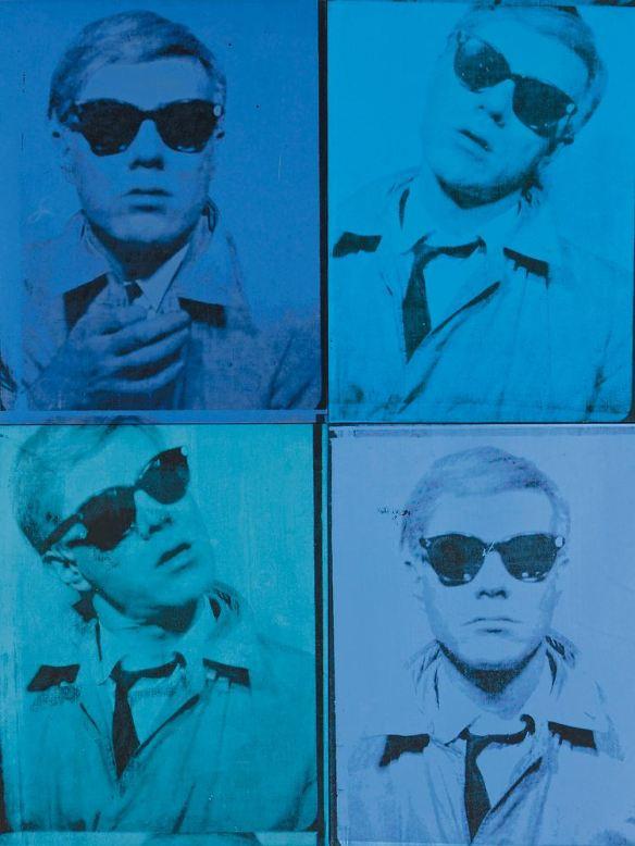 Selbstporträt für 27 Millionen Euro: Warhol bringt Rekordpreis - n ...