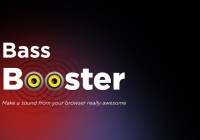 bass boster app for pc