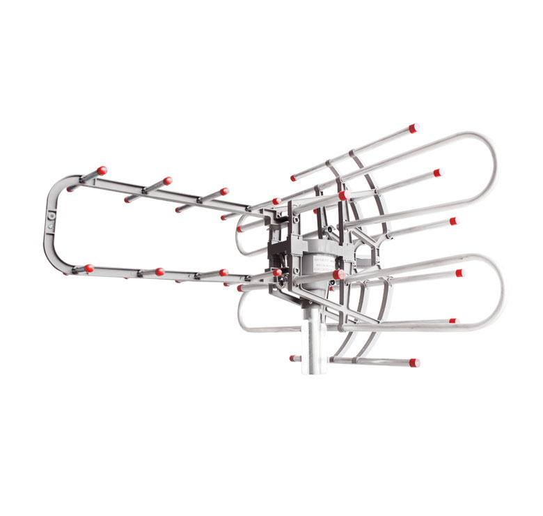 ANTENA AEREA GIRATORA 360° / CON MOTOR :: Fussion Acustic