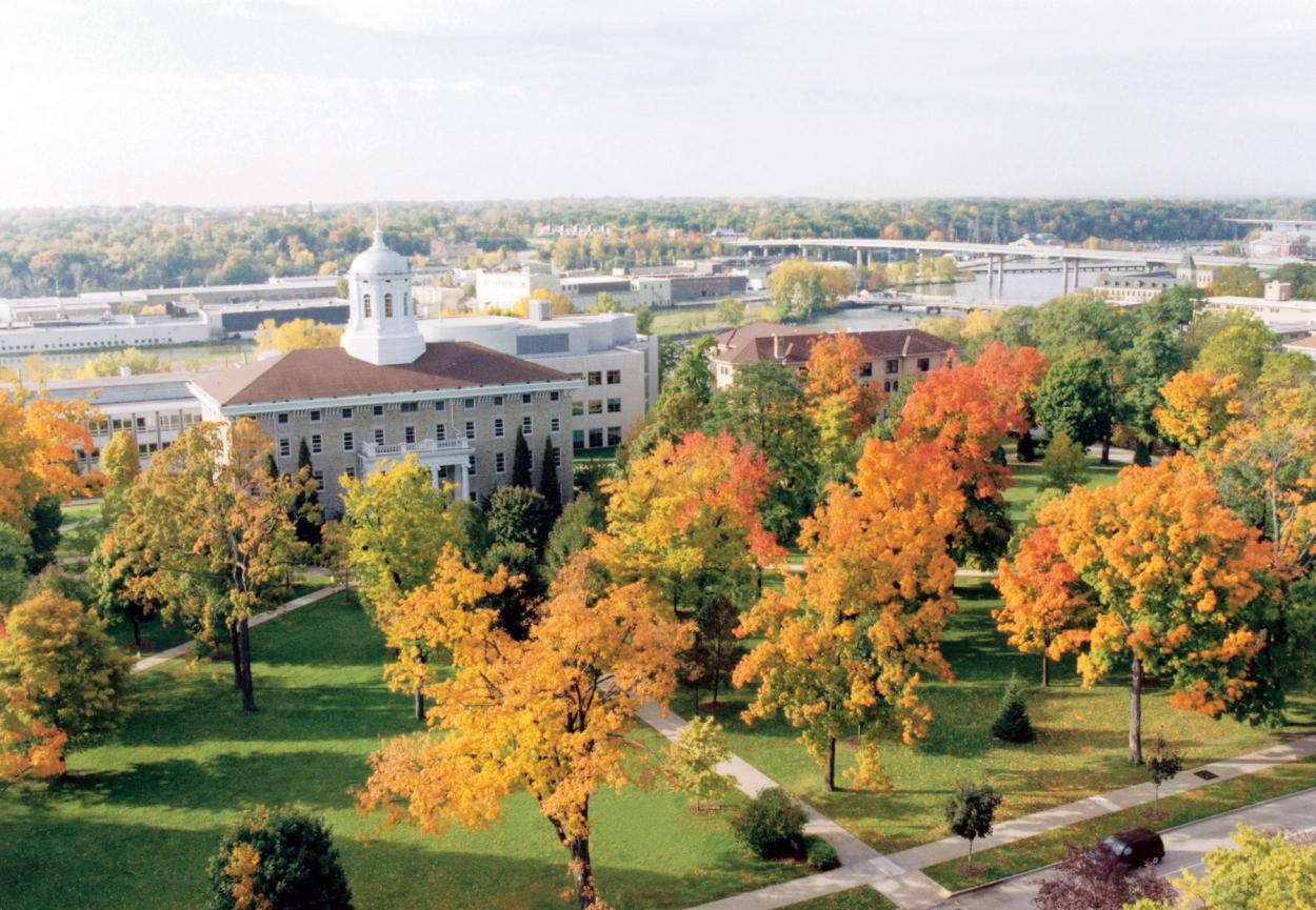Lawrence University  Appleton Wisconsin  Kamehameha