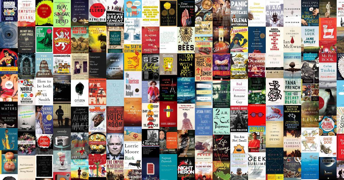 Best Books Of 2014 Npr
