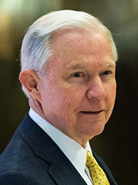 Photo of Sen. Jeff Sessions