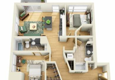 Feng Shui Floor Plan How The Floor Plan Of Your Home Could Be Holding
