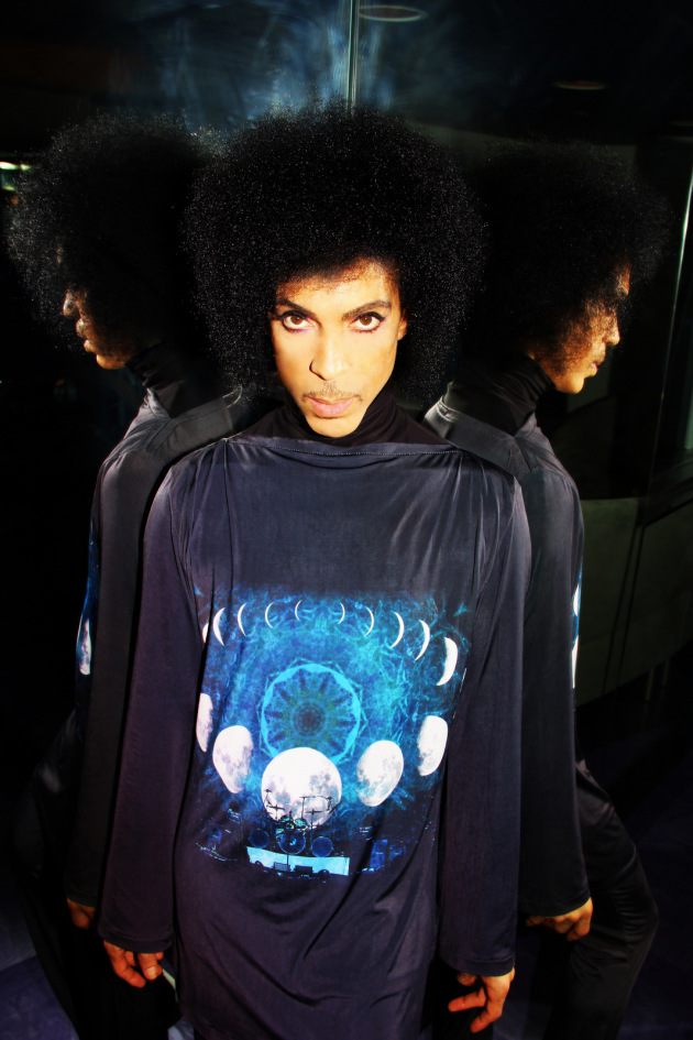 Prince/ Photo by Nandy McClean