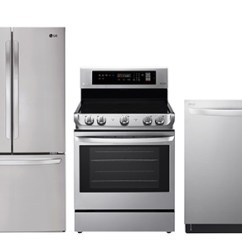Lg Kitchen Appliance Packages Wall Hanging Ideas Suite