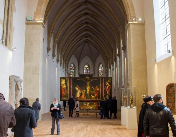 Touristinformation Colmar In Elsass - Unterlinden Museum