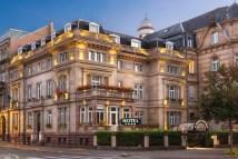Strasbourg France Hotels