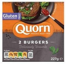 Quorn Burgers