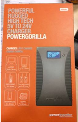 Power Traveller Electrical Power Adapter