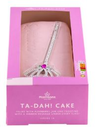 TA DAH cake