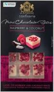 JD Gross Mini Chocolate Bites Raspberry and Coconut