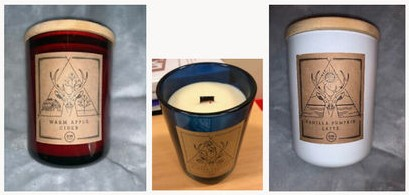 DW candles