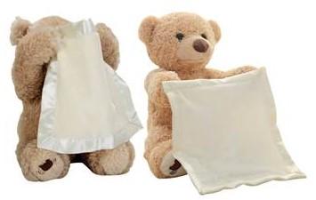 Interactive Toy Teddy Bear