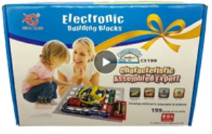 Electronic building blocks