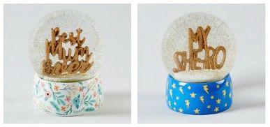 Snow globes 1