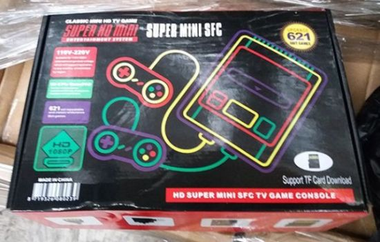 Games Console 1