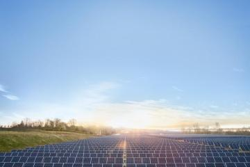 Солнечная ферма Apple
