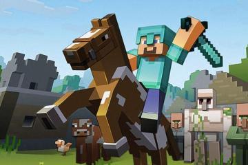 Это - мир Майнкрафта, и мы все живем в нем. Newzoo опубликовала список 20 самых популярных игр на YouTube. Newzoo постоянно отслеживала более чем 4 млн каналов на Youtube. Как видите на инфографике, Minecraft впереди 2.395 млн просмотров за Январь 2015. Таким образом, Minecraft самая популярная игра на YouTube.