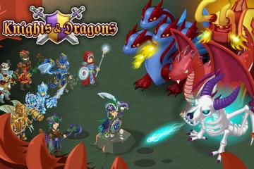 Knights and Dragons: гайд для начинающих