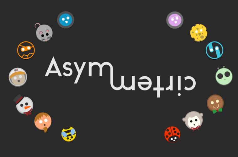 Asymmetric – увлекательная головоломка