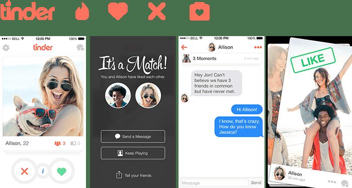 приложение знакомства для пар