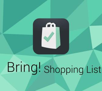 Bring! Shopping List