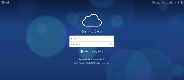 Сброс пароля на iPhone через функцию «Найти iPhone»