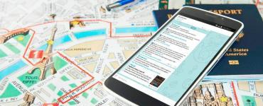 Telegram-каналы про путешествия и для путешественников — Apps4Life