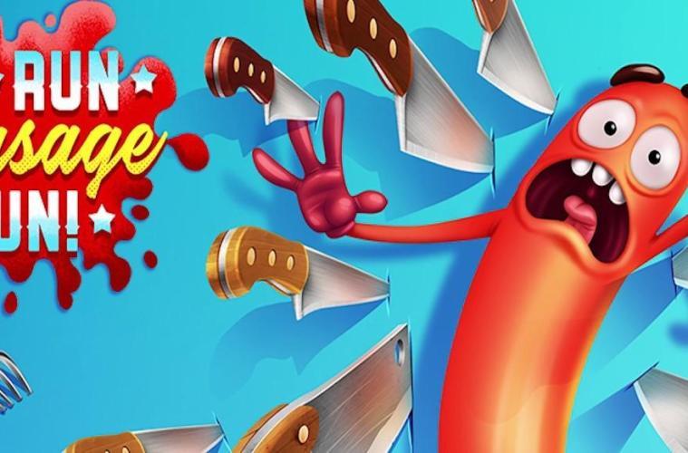 Игра Run Sausage Run! —беги, Форест, беги от ножей, ухваток и сковородок. Советы и хитрости.